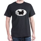 Norwegian Forest Silhouette T-Shirt