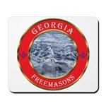 Georgia Masons Mousepad