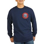 Georgia Masons Long Sleeve Dark T-Shirt