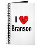 I Love Branson Missouri Journal