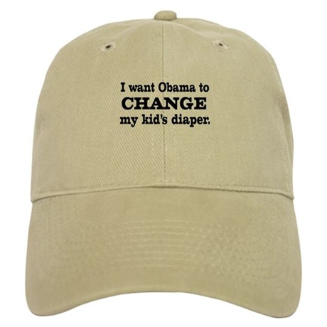 Funny Anti-Obama T-shirts Cap