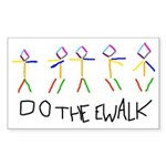 Ewalk EXD Sticker