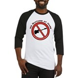 No Guitars Baseball Jersey