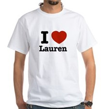 I love Lauren Shirt
