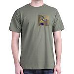 KT With Sword Dark T-Shirt