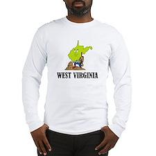 West Virginia Fun State Long Sleeve T-Shirt