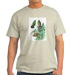 Buff-bellied Hummingbirds Light T-Shirt