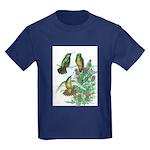 Buff-bellied Hummingbirds Kids Dark T-Shirt