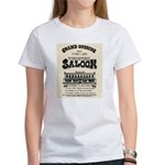 Tombstone Saloon Women's T-Shirt