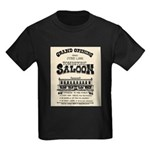 Tombstone Saloon Kids Dark T-Shirt