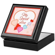 My Special Love Keepsake Box