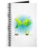 Nickolas Green Yellow Fish Journal