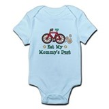 Mommy's Dust Cycling Bicycle Onesie