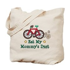 Mommy's Dust Cycling Bicycle Tote Bag