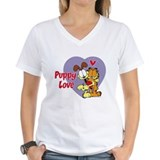 Garfield Womens V-Neck T-shirts