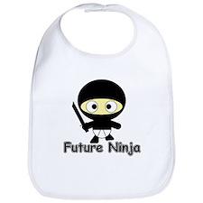 Future Ninja Bib