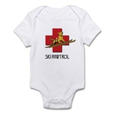 SKI PAWTROL Infant Bodysuit
