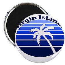 Virgin Islands Magnet