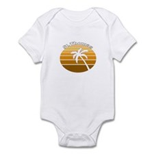 St. Thomas, USVI Infant Bodysuit