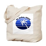 St. John, USVI Tote Bag