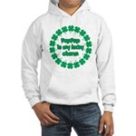 PapPap is My Lucky Charm Hooded Sweatshirt