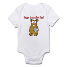 Ground Hog Day Infant Bodysuit