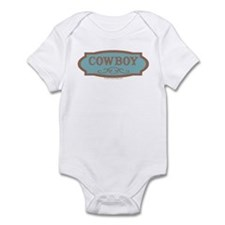 Cowboy - Infant Bodysuit
