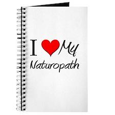 I Heart My Naturopath Journal