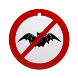 BATS Ornament (Round)