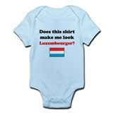 Make Me Look Luxembourger Infant Bodysuit