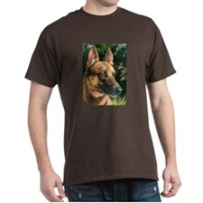 T-Shirt with Belgian Malinois