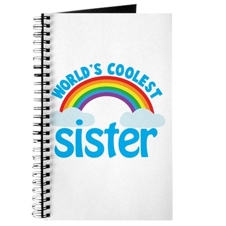world's coolest sister Journal