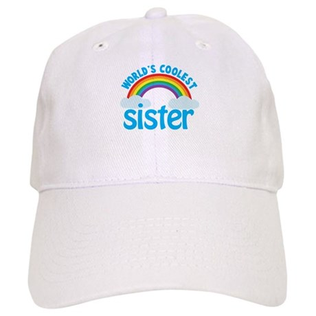 world's coolest sister Cap