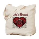 World's Best Witch Tote Bag