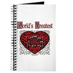 World's Best Witch Journal