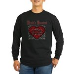 World's Best Witch Long Sleeve Dark T-Shirt