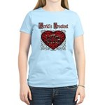 World's Best Witch Women's Light T-Shirt