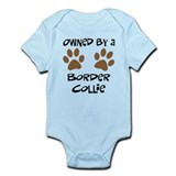 Owned By A Border Collie Infant Bodysuit
