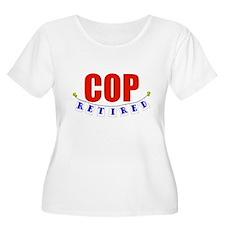 Retired Cop T-Shirt