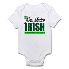 New Mexico Irish Infant Bodysuit