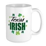 Texas Irish Mug