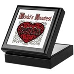 World's Best Temptation Keepsake Box