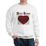 World's Best Temptation Sweatshirt