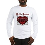 World's Best Temptation Long Sleeve T-Shirt