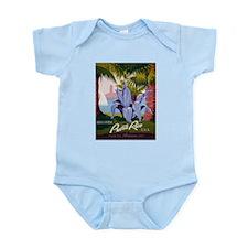 """Puerto Rico"" Infant Bodysuit"