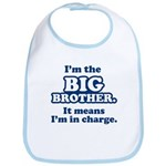 Big Brother in Charge Bib