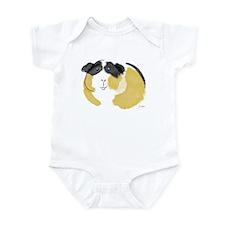 Watercolor Piggie Infant Bodysuit
