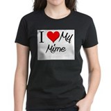 I Heart My Mime Tee