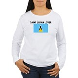 SAINT LUCIAN LOVER T-Shirt