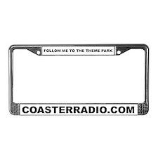 Unique Parks License Plate Frame